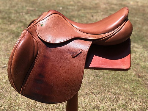 DEMO Innovation Jump Saddle