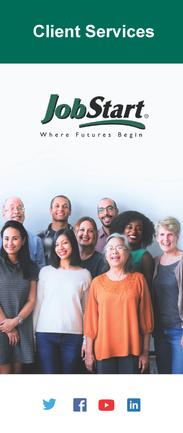 Client Services Flyer - Front