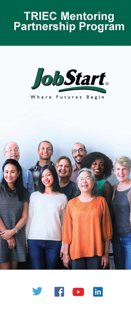 TRIEC Mentoring Partnership Flyer - Front