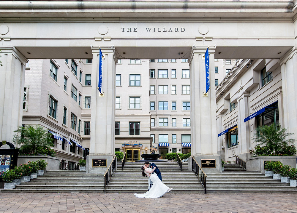 Willard Hotel Wedding | Washington DC