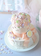 ディスプレイ用ケーキ