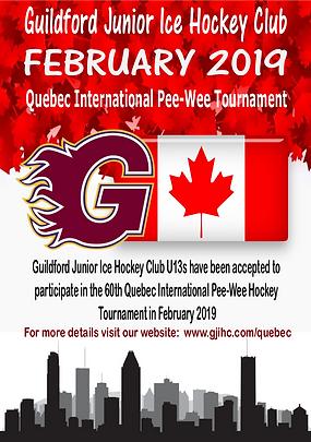 GJIHC Quebec Poster