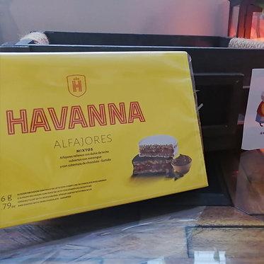 Alfajores Havanna- MIXTO - 6 unidades -