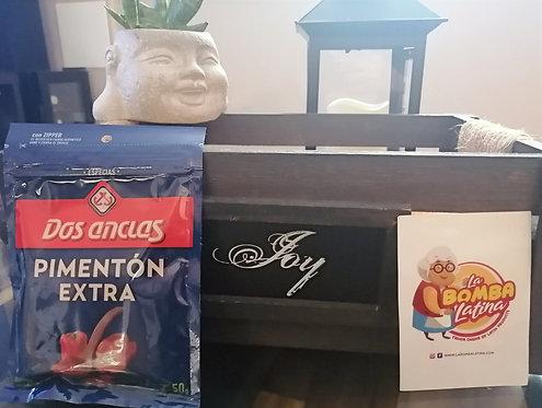 Pimenton Extra Dos Anclas - 50 grs