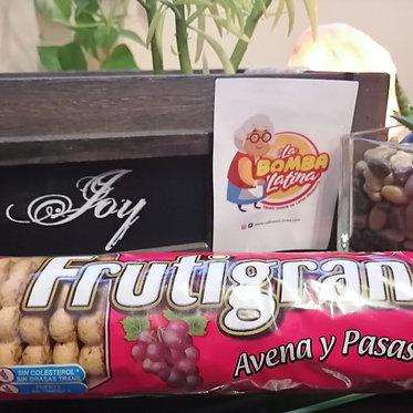 FRUTIGRAN - Avena y Pasas