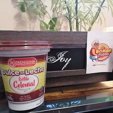 Dulce de Leche Estilo Colonial - La Serenisima- 400 gr