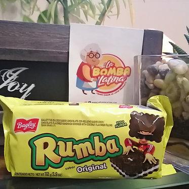 Rumba Bagley chocolate 112 gr
