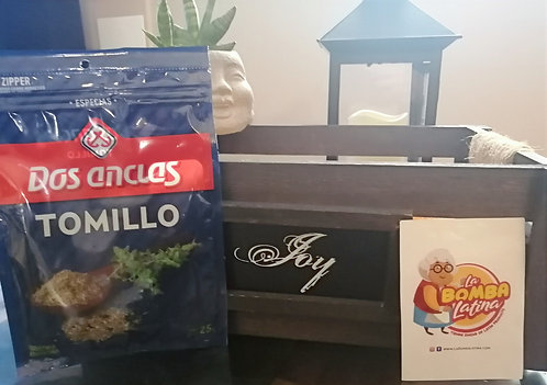 Tomillo Dos Anclas - 25 grs