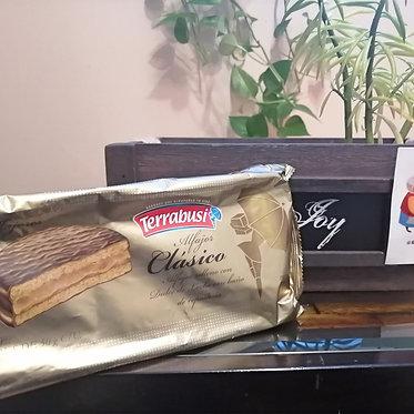 Alfajor Terrabusi - CHOCOLATE - Pack of 6