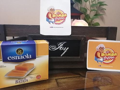 Dulce de Batata Esnaola -  500 gr