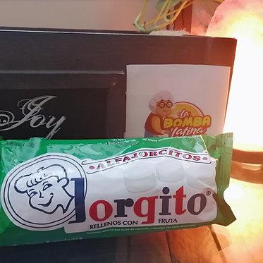 Alfajorcito Jorgito 6 unidades - Frutal