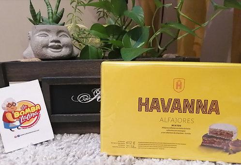 Alfajores Havanna- MIXTO - 12 unidades -