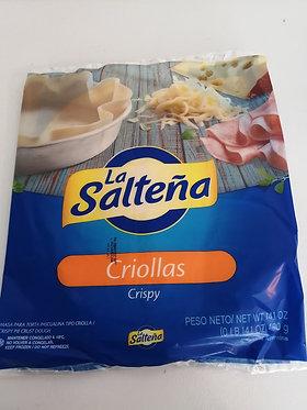 Tapa de Pascualina La Salteña (2 unidades) - Criolla