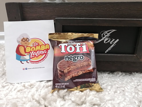 Alfajor Tofi Chocolate
