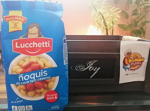Lucchetti Harina lista para hacer ñoquis - 500 grs