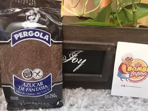 Azucar negra Pergola - 250 grs