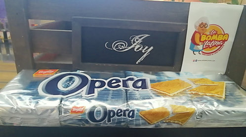 OPERA Oblea 55grs - pack 4 unidades