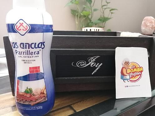 Dos Anclas Sal Parrillera 500gr
