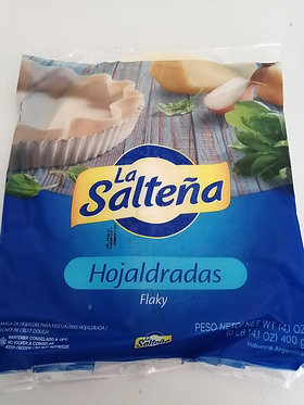 Tapa de Pascualina La Salteña (2 unidades) - Hojaldre