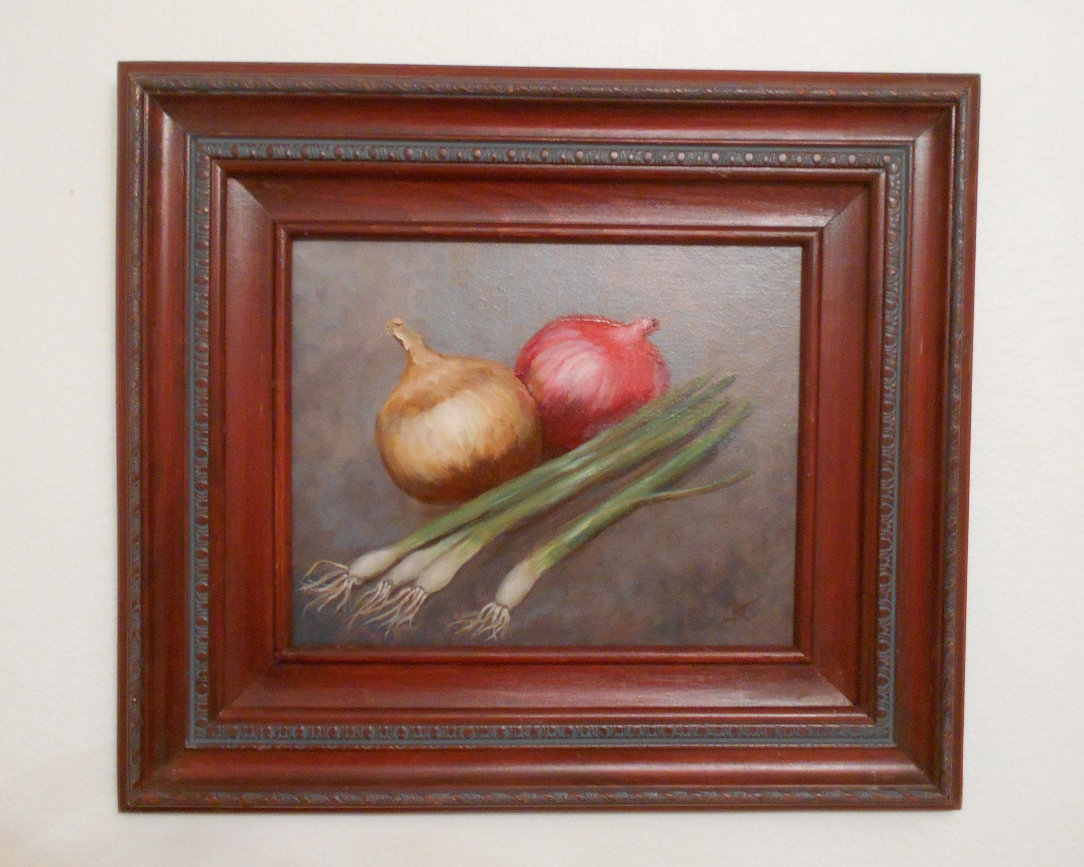 Onions Again