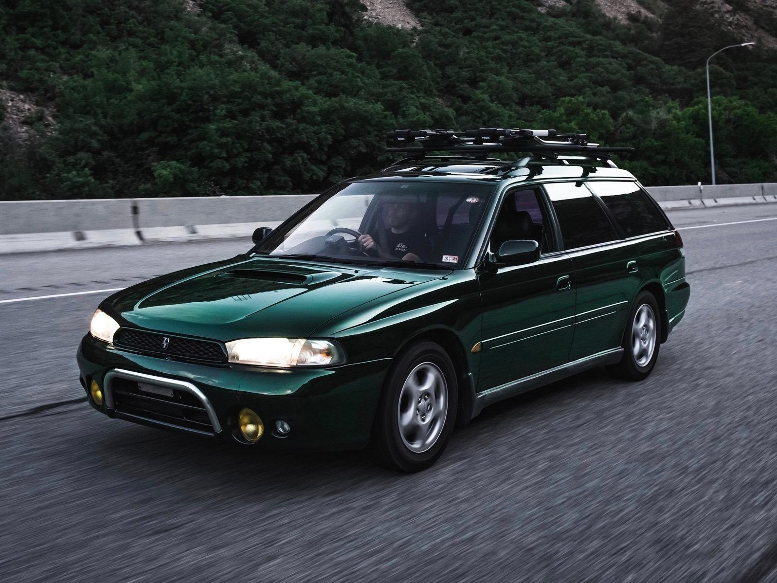 1994 Twin Turbo Subaru Legacy GT