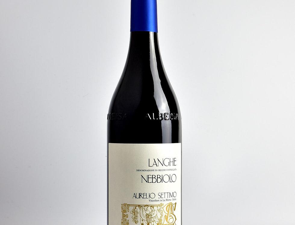 Langhe Nebbiolo DOC 2016 | Aurelio Settimo