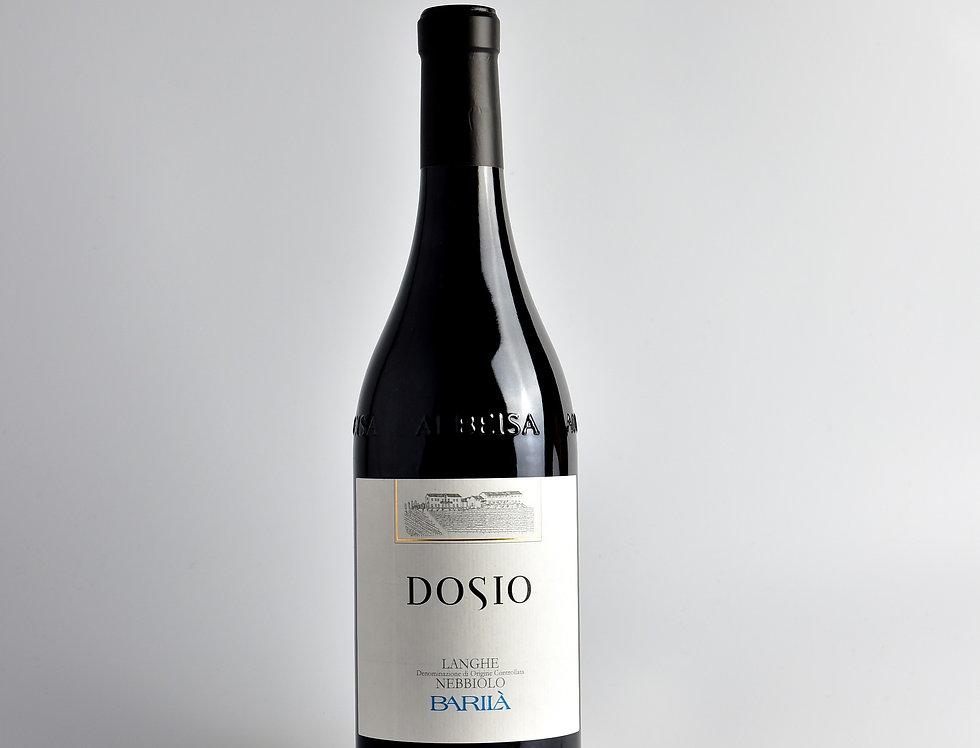 Langhe Nebbiolo DOC 2017 Barilà   Dosio Vigneti