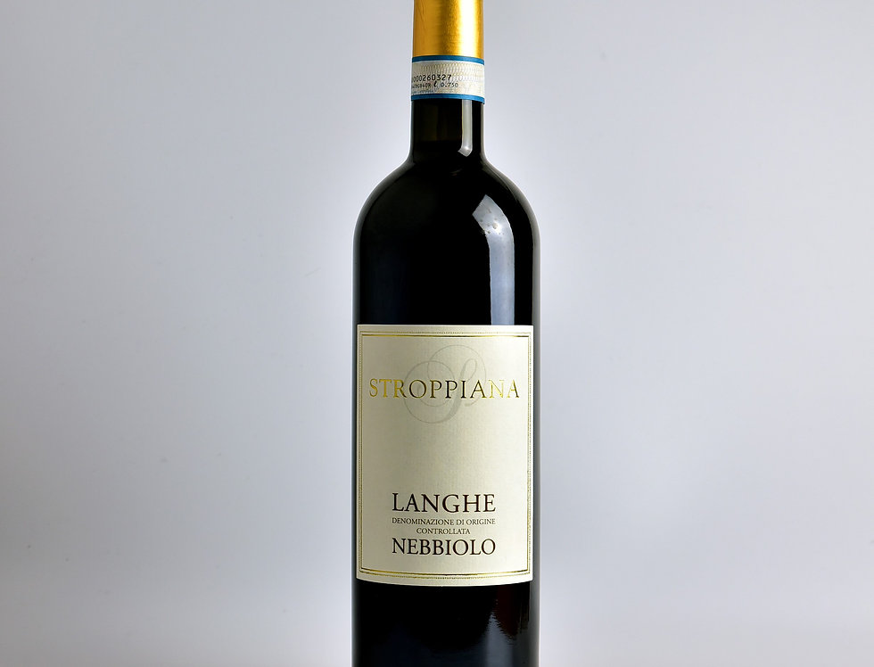 Langhe Nebbiolo DOC 2019   Stroppiana