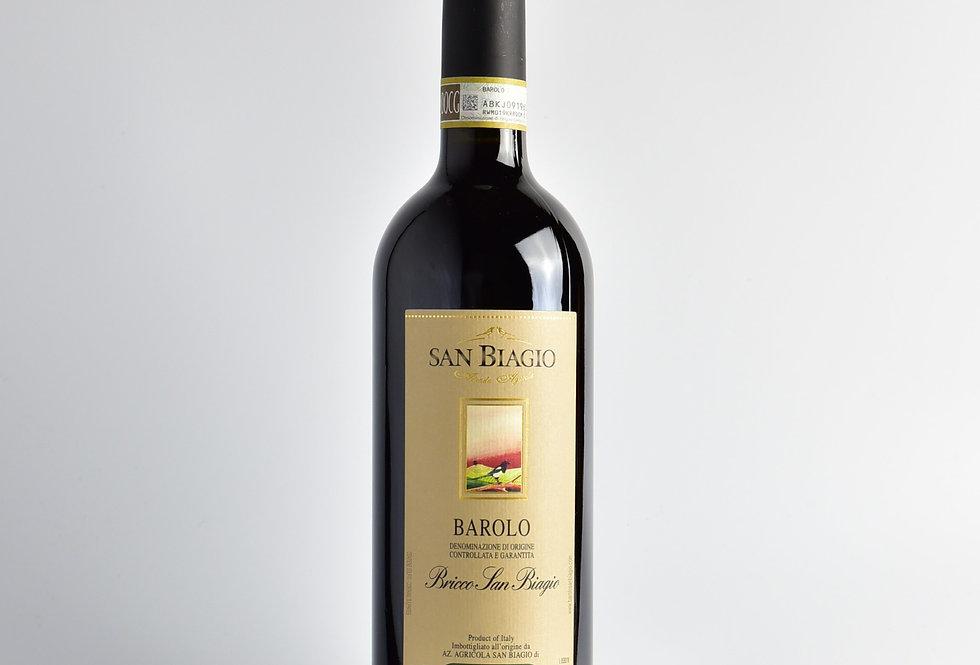 Barolo DOCG Bricco San Biagio 2016   San Biagio