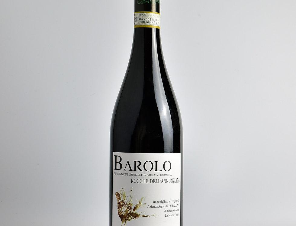 Barolo DOCG 2015  Rocche dell'Annunziata | Erbaluna