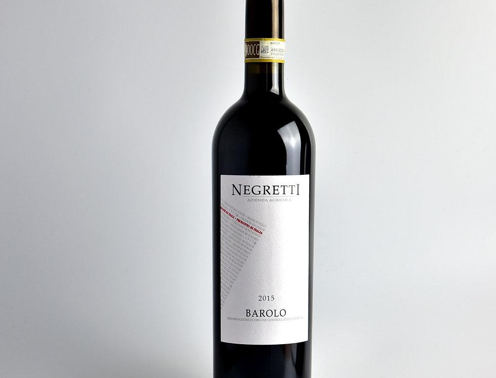 Barolo DOCG 2016 | Negretti