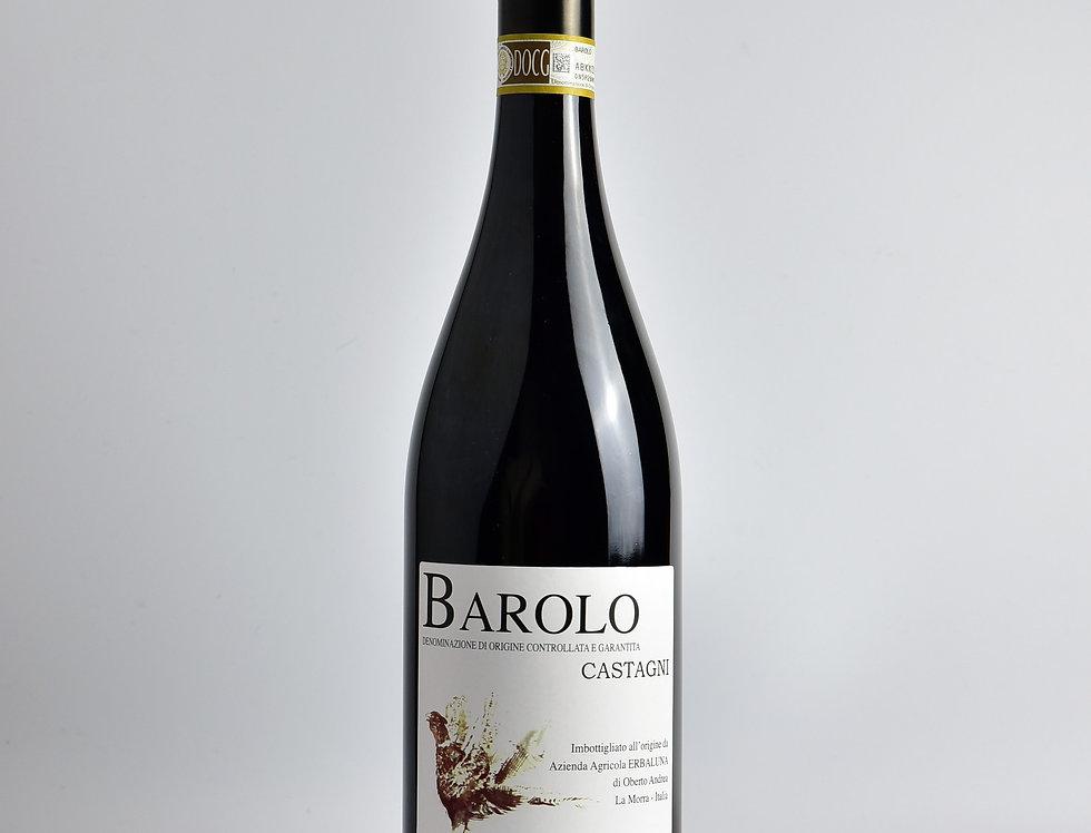 Barolo DOCG 2015 Castagni | Erbaluna