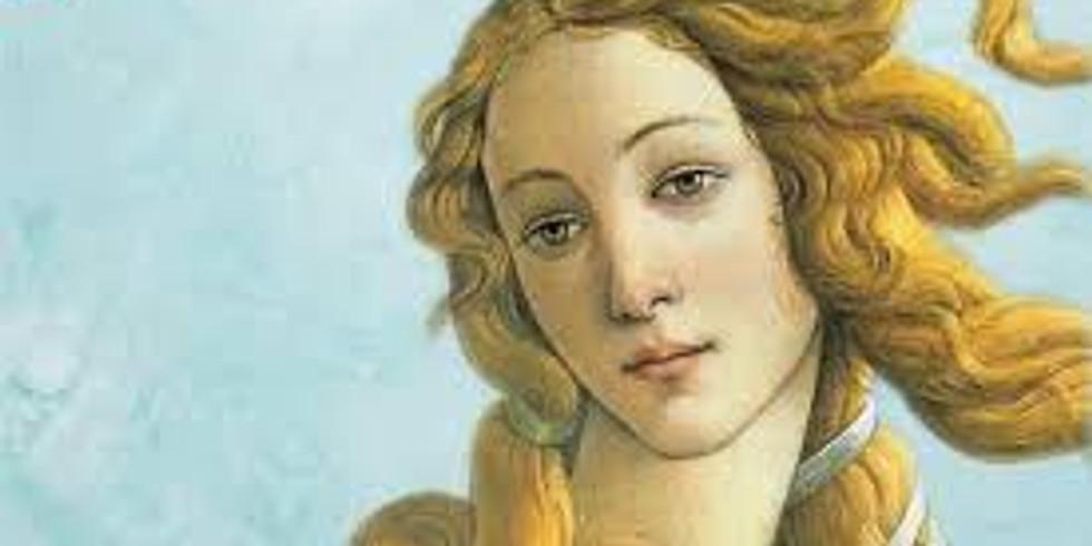 VENUS AWAKENING: Astrology + Gateless Writing, a Virtual Salon