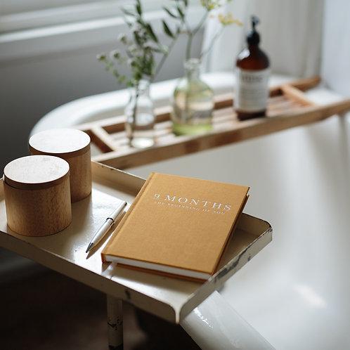 9 Months - Pregnancy Journal