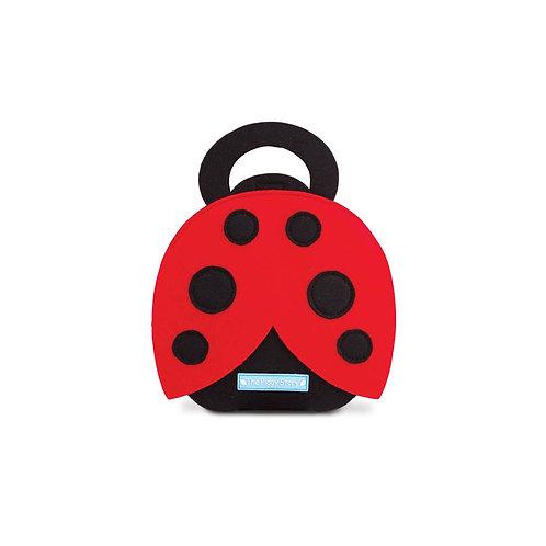 Ladybug Mini Fuzzytown Die Cut Artfolio