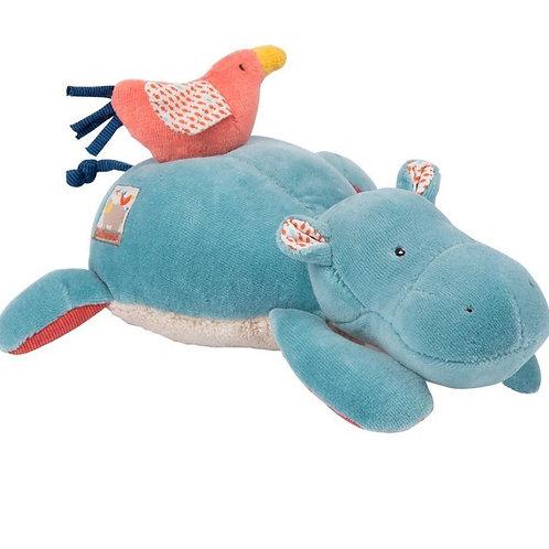 Les Papoum Musical Hippopotamus
