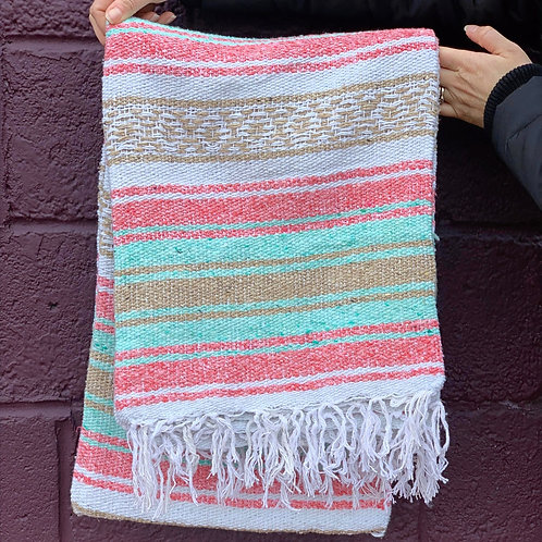 Bungalow Throw Blanket