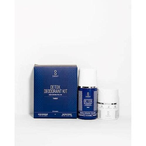 Detox Deodorant Kit - Timber