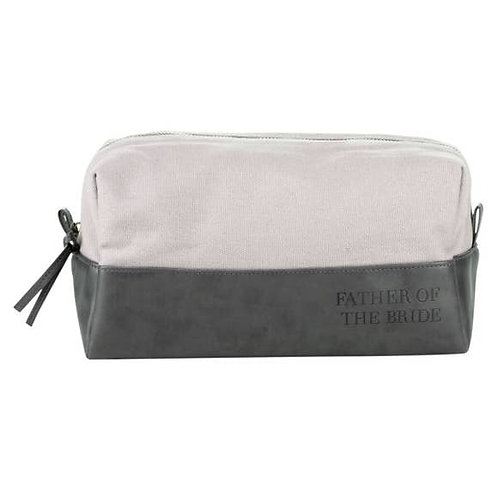 Father Of The Bride Large Dopp Bag