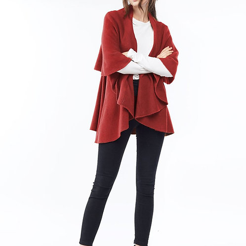 Multi-Wear Shawl Vest - Multiple Colors