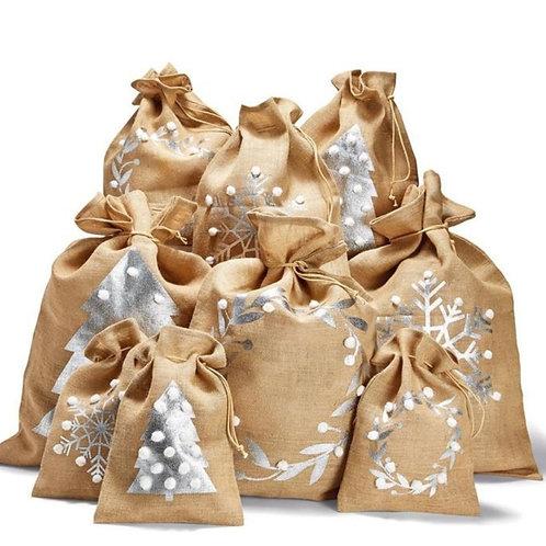 Gift Bag w/Pom