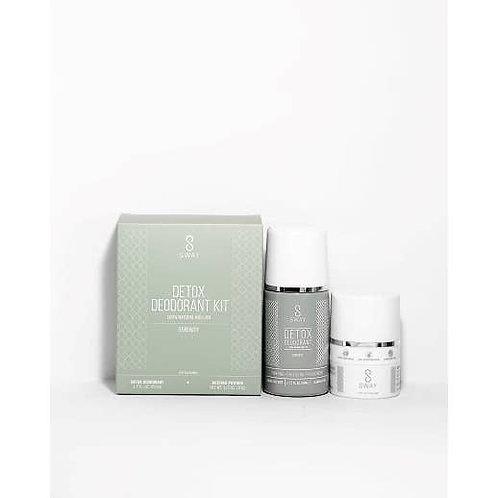 Detox Deodorant Kit - Serenity