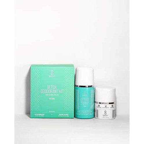 Detox Deodorant Kit - Original