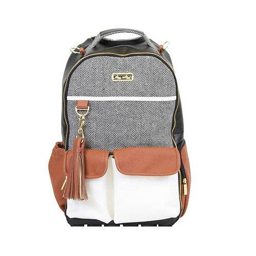 Coffee & Cream Boss Diaper Bag Backpack