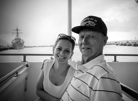Love you, Grandpa GoGo❤