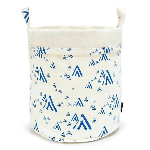 Mt. Tam  Recycled Canvas Bucket Large