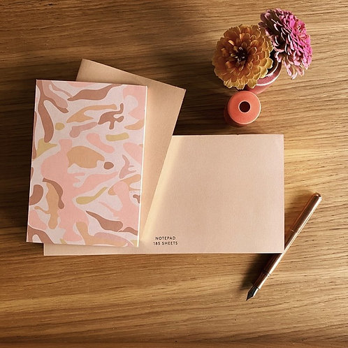 Color Pads: Blush with Gold edge