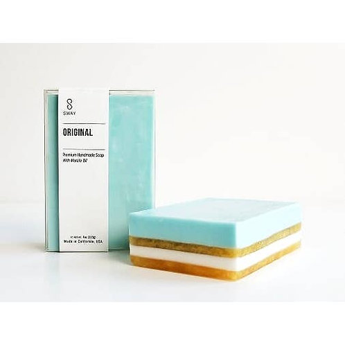 Premium Handmade Soap with Marula Oil - Original