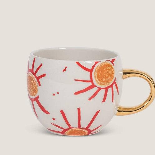 Sunny Day Mug Gold