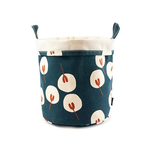 Tansy Recycled Canvas Bucket Large